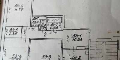 21, Šeškinės g., Šeškinė, 3 Kambariai Kambariai,1 BathroomBathrooms,Butas,Parduodama,1040