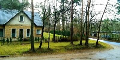 Namas iš miško